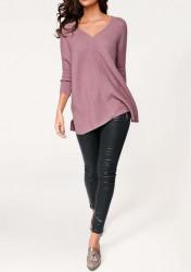 Kašmírový sveter, staroružová PATRIZIA DINI #1