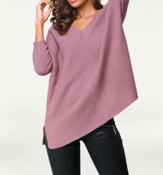 Kašmírový sveter, staroružová PATRIZIA DINI #2