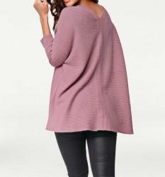 Kašmírový sveter, staroružová PATRIZIA DINI #3