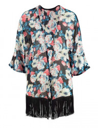 Kimono so strapcami Melrose