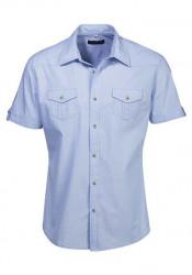 Košeľa s krátkym rukávom John Devin #1