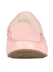 Kožené lakované topánky Gabor, ružové #4