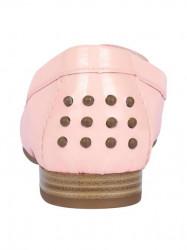 Kožené lakované topánky Gabor, ružové #5