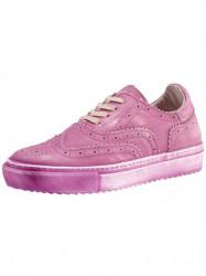 Kožené tenisky Andrea Conti, ružová