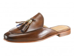 Kožené topánky Melvin & Hamilton