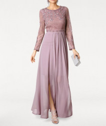 Krehké spoločenské šaty Ashley Brooke #2