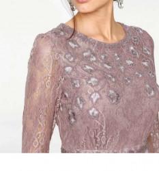Krehké spoločenské šaty Ashley Brooke #4
