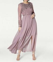 Krehké spoločenské šaty Ashley Brooke #5