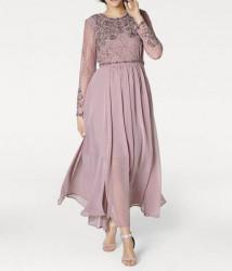 Krehké spoločenské šaty Ashley Brooke #6