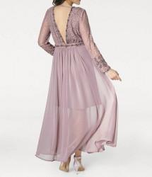 Krehké spoločenské šaty Ashley Brooke #7