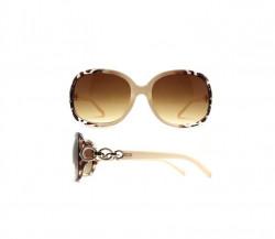KW Slnečné okuliare Barbados vzorované - Slonovina