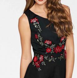 Ľanové vyšívané šaty Ashley Brooke #4