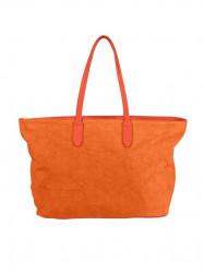 Letná shopperka HEINE, oranžová #1