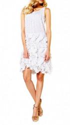 Letné biele šaty APART #1
