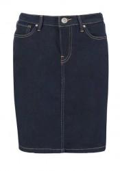 LEVI´S džínsová sukňa, tmavo modrá