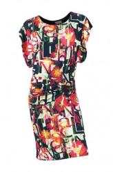 Ležérne šaty Mandarin