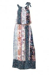 Maxi šaty s potlačou Rick Cardona