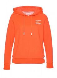 Mikina Marc O´Polo, neon-oranžová