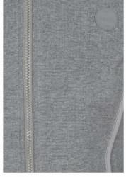Mikina s kapucňou BENCH, sivá #2