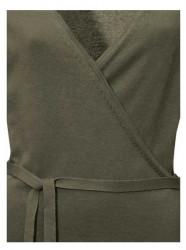 Olivový zavinovací sveter HEINE - B.C. #4