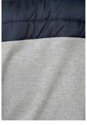 Pánska športová bunda Tom Tailor, modro-sivá #2