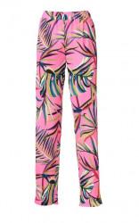 Pestré nohavice s potlačou, farebné #1
