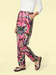 Pestré nohavice s potlačou, farebné #2
