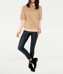 Plyšový sveter, béžový #2
