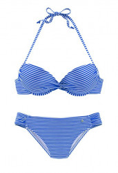 Push-Up-Bikiny S.Oliver, C-Cup
