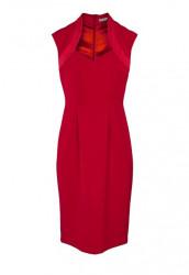 Púzdrové šaty HEINE, červená