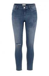 RICH & ROYAL strečové džíny, modré
