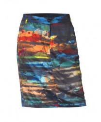 Saténová sukňa B.C. - HEINE