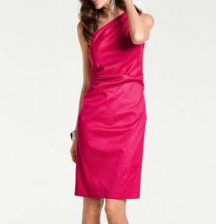 Šaty Ashley Brooke, horúca ružová