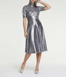 Šaty HEINE, strieborná