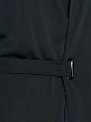 Šaty s eleganciou Rick Cardona, čierna #4
