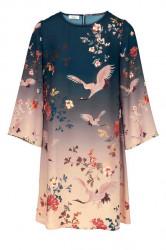 Šaty s magickou potlačou Heine, viacfarebná