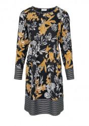 Šaty s potlačou HEINE, viacfarebná