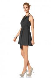 Šaty Siena Studio, čierna #2