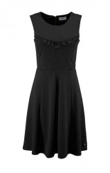 Šaty Tom Tailor, čierna