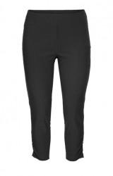 SHEEGO 7/8 strečové nohavice, čierne