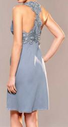 Spoločenské šaty s výšivkou APART