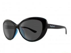 ST MAARTEN - slnečné okuliare Ruby Rocks, čierna