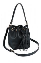 Štýlová kabelka HEINE, čierna