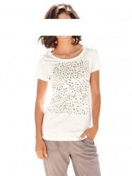 Štýlové tričko s ozdobnými nitmi HEINE - B.C.