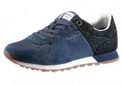 Tenisky Pepe Jeans, modrá