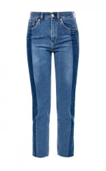 Tommy Jeans rifle HIGH RISE SLIM IZZY, modré 30 palcov