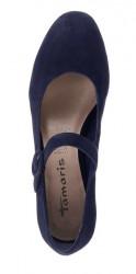 Topánky Tamaris ,modré #2