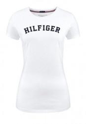 Tričko Tommy Hilfiger, biela