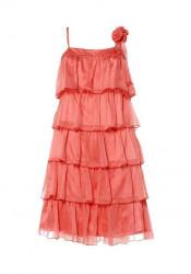 Volánové krátke šaty APART