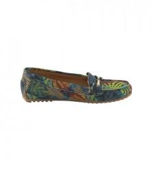 Vzorované topánky Heine, farebné #2